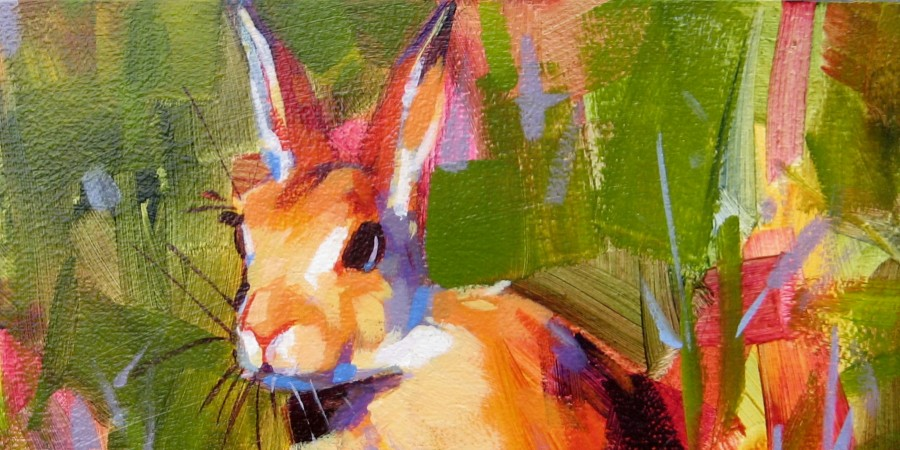perky-bunny-acrylic-7x10