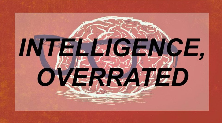Intelligence, Overrated